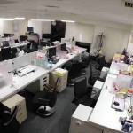 At First, This Looks Like an Ordinary Office. But Clap Your Hands and… Whoa!