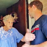 Neighbors Reported This Widow's Messy Home. But Then, He Shows Up With Unbelievable News.