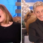 Adele Sings Ellen's Voicemail to the Tune of 'Hello'. And It's Absolutely Epic.