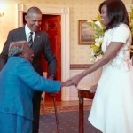 A 106-Year-Old Turns 'The White House' Into a Dance Party. And the Obamas Can Hardly Keep Up.