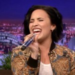 Demi Lovato's Impression of Christina Aguilera Is So Good, Christina Would Stop In Her Footsteps.