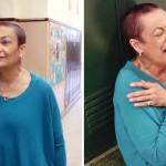 This Sick Teacher Is Surprised by Every Student She's Touched. The Moment Is So Powerful.