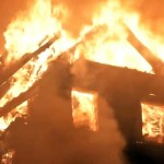 A Heroic Dad Runs Into This Burning Home to Rescue His Baby Boy. What Happens Next Breaks My Heart.