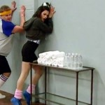 James Corden and Jenna Dewan Tatum Took Dance Lessons From Toddlers.
