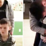 A Military Dad Surprises His Son In the Best Way Possible. And It'll Give You the Feels.