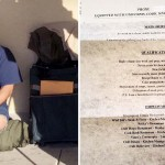 A Homeless Man Hands Out Resumes Instead of Asking for Money… And Lands a Job.
