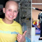 A Gymnast Who Lost Her Leg to Cancer Is Defying the Odds With a Balance Beam Routine.