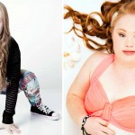 A Teen With Down Syndrome Is Determined to Become a Model.