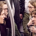 4 Sets of Identical Twins Staged a Time Travel Prank On a NYC Subway.
