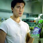 This French Spray Ad Shows the Fun and Sexy Side of 'Spring Cleaning'. Wow.