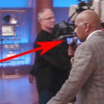 Steve Harvey Walks Offstage When He Sees What 1 Woman Is Wearing. Watch What He Says to Her Next.