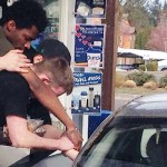 3 Employees Spot a Woman Crying at the Drive-Thru. Now Look Closely at What They're Holding…