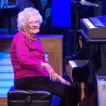 A 98-Year-Old Granny Interrupts a Country Singer's Performance. But No One Expected This.