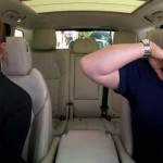 Jennifer Lopez Does 'Carpool Karaoke' With James Corden. And They Pull Over to Text… Leonardo?