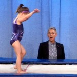 Ellen Heard This 3-Year-Old Was a Gymnastics 'Prodigy'. But She Didn't Expect Her to Be So Talented.