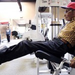 The Oldest Living Pearl Harbor Vet Is Still Pumping Iron at 104. Here's His Simple, Powerful Secret.