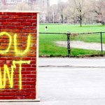 This Brick Wall Taunted People In a Park… And Revealed a Powerful Truth About the Human Mind.