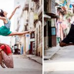 17 Photos of Ballet Dancers Practicing On the Streets of Cuba. #10 Is Just Stunning.