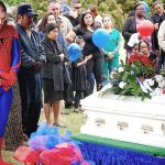 He Goes to a 5-Year-Old's Funeral as Spider-Man. But Wait Until You Learn Who He Really Is.