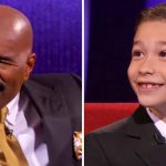 Steve Harvey Was Expecting This 'Prodigy' to Be Smart. But His Words Absolutely Astonish Him.