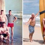 4 Marines Reunite After 50 Years Away From Home. But Look Closely at the Photo On the Right.