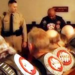 A Frightened Child Enters the Courtroom to Testify. Now Watch What These Bikers Do.