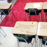 Students Walk In On Exam Day. Then, They See This Written On Their Desks…