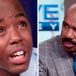 His Mom Separated Him From His Siblings. But He Breaks Down When Steve Harvey Tells Him This.