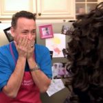 Tom Hanks Enters His 6-Year-Old Daughter In a Beauty Pageant. Now Watch When She Turns Around.