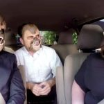 'Chewbacca Mom' Drove James Corden to Work. And She Lost It Again With J.J. Abrams.