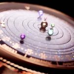 Wearing This Watch Is Like Wearing the Entire Solar System On Your Wrist.
