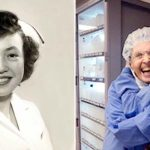 America's Oldest Nurse Celebrates Her Milestone 90th Birthday.
