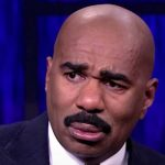Steve Harvey's 7 Kids Surprise Him Live On-Air. But What His Stepson Says Moves Him to Tears.
