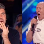 An 82-Year-Old Goes On 'America's Got Talent' and Shocks the Judges With a Hard Rock Cover.