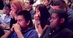 This story about a mother's love brought an entire middle school to tears. Grab some tissues.