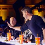 Simon Leaps Out of His Chair to Hit the 'Golden Buzzer'. But Watch Who's On Stage… Wow.