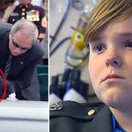 A Toddler Kisses His Soldier Dad's Grave. 8 Years Later, He Learns This Heart-Wrenching Secret.