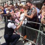 A Police Officer Proposed to His Partner at London's 'Pride Parade'… And Melted Everyone's Hearts.