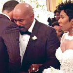 Steve Harvey Walks His Daughter Down the Aisle. Now Watch What He Does When He Sees the Son-In-Law.