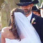 A Bride Meets Cowboy at Altar. But Her Family Looks Down at Her Dress and Sees the Unthinkable.