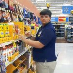 A Teenager Gets a Job at Walmart. But What He's Been Doing With the School Supplies… Whoa!