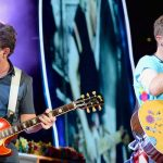 Michael J. Fox Joins Coldplay to Play 'Back to the Future' Songs. Wow.