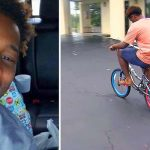 A Homeless Teen Biked 6 Hours and Slept In a Tent to Register for College. Then the Cops Show Up.