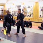 This Karate Teacher Gave His Student the Most Heartwarming Pep Talk Ever.