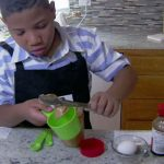 This 8-Year-Old Opens a Bakery In Hopes of Buying His Mom a New House.