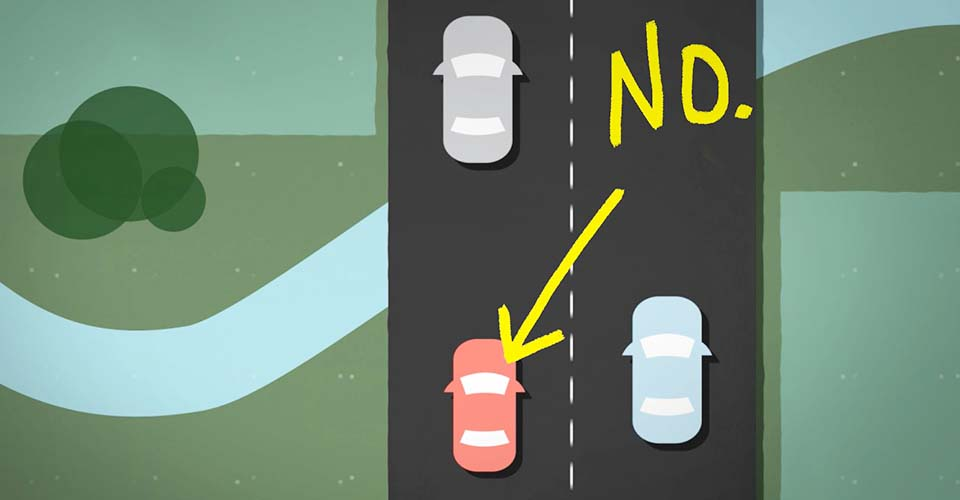 According to Science, This Is Why You Shouldn't Be That Jerk Who Drives Slowly In the Left Lane.