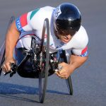 15 Years Ago, Alex Zanardi Lost His Legs In an F1 Racing Crash. Now He's Won Paralympic Gold at Rio.