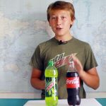 He Soaks Teeth In Coke and Mountain Dew for 3 Weeks. The Result Is Pretty Scary.