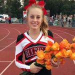 A Cheerleader Battling Leukemia Is Brought to Tears by the Football Team's Moving Gesture.