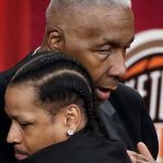 Allen Iverson Thanks His Former Coach for Saving His Life In an Emotional Hall of Fame Speech.